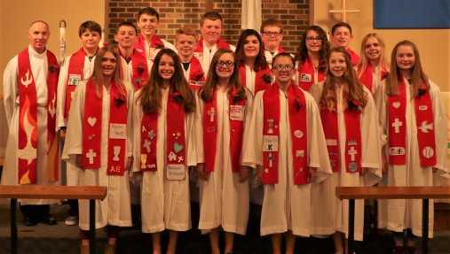 Confirmands2018