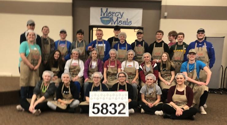 LL Mercy Meals 2020